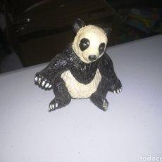 Figuras de Goma y PVC: SCHLEICH FIGURA DE PVC OSO PANDA SERIE ANIMALES SALVAJES ZOO. Lote 270377783