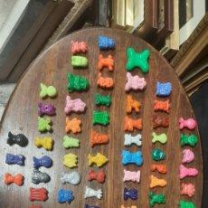 Figuras de Goma y PVC: LOTE DE 74 GOGOS. Lote 270687118