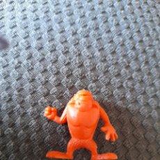 Figuras de Goma y PVC: DUNKIN DEMONIO TAZMANIA WARNER BROSS SERIE NARANJA. Lote 270753223