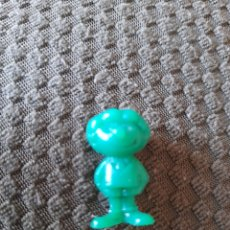 Figuras de Goma y PVC: DUNKIN PHOSKITOS BRUGUERA PREMIUM ZIPI ZAPE SERIE VERDE. Lote 270865908
