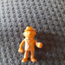 Figuras de Goma y PVC: DUNKIN PHOSKITOS PREMIUM BRUGUERA CARPANTA SERIE AMARILLA. Lote 270869778