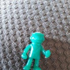 Figuras de Goma y PVC: DUNKIN PHOSKITOS PREMIUM BRUGUERA CARPANTA SERIE SERIE VERDE. Lote 270869993