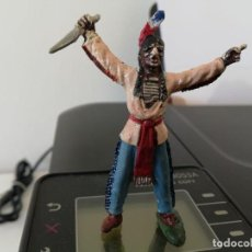 Figuras de Borracha e PVC: INDIO JECSAN EN GOMA. Lote 270928958