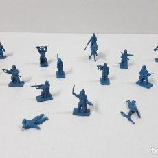 Figuras de Goma y PVC: LOTE DE SOLDADITOS MONTAPLEX - LEGION FRANCESA . AÑOS 70 / 80. Lote 270934548