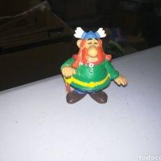 Figuras de Goma y PVC: COMICS SPAIN FIGURA DE PVC AÑOS 80 PERSONAJE DE ASTERIX Y OBELIX JEFE GALO. Lote 270957768