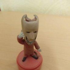 Figuras de Goma y PVC: LOCK PESADILLA ANTES DE NAVIDAD FIGURA SELLO. Lote 270960933