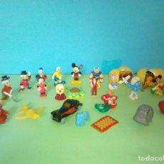 Figuras Kinder: LOTE FIGURAS KINDER. Lote 271079418