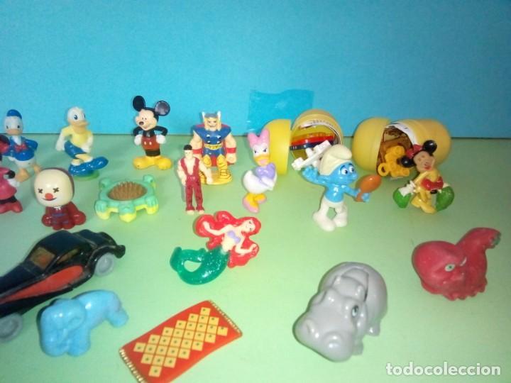 Figuras Kinder: lote figuras kinder - Foto 3 - 271079418