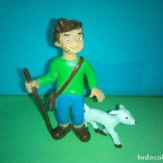 Figuras de Goma y PVC: FIGURA COMICS SPAIN PEDRO HEIDI. Lote 271082068
