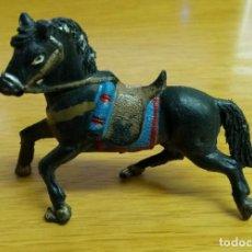 Figuras de Goma y PVC: TEIXIDO GUARCIA MORA ESCOLTA FRANCO CABALLO 1. Lote 271470133