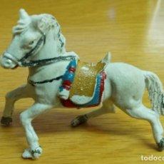 Figuras de Goma y PVC: TEIXIDO GUARCIA MORA ESCOLTA FRANCO CABALLO 2. Lote 271470248