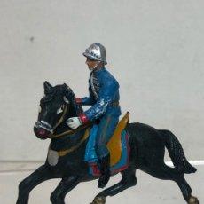 Figuras de Goma y PVC: LANCERO A CABALLO - ESCOLTA DEL GENERALISIMO, DESPERFECTOS - GOMA, TEIXIDO. Lote 271572798