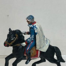 Figuras de Goma y PVC: LANCERO A CABALLO - ESCOLTA DEL GENERALISIMO, DESPERFECTOS - GOMA, TEIXIDO. Lote 271573323