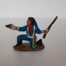 Figure di Gomma e PVC: FIGURA SOLDADO FEDERAL YANKEE EN GOMA,PECH,REAMSA,JECSAN. Lote 271607123