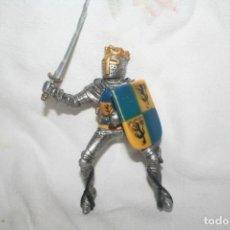 Figuras de Goma y PVC: MUÑECO FIGURA CABALLERO MEDIEVAL SCHLEICH. Lote 271616013