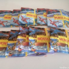 Figuras de Goma y PVC: LOTE DE 10 SOBRES MONTAPLEX. Lote 286354808