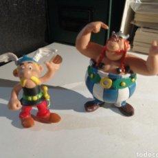 Figuras de Goma y PVC: FIGURAS ASTERIX Y OBELIX. COMIC SPAIN UDERZO Y GOSCINNY. Lote 271907818
