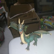 Figuras de Goma y PVC: SCHLEICH FIGURA DE PVC DRAGON MADE IN GERMANY. Lote 271956448