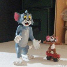 Figuras de Goma y PVC: FIGURAS EN PVC DE TOM Y JERRY. Lote 272152163