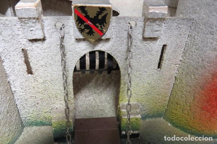 Figuras de Goma y PVC: CASTILLO MEDIEVAL - MARCA STARLUX - MADERA - FABRICADO EN FRANCIA - Foto 16 - 272252448