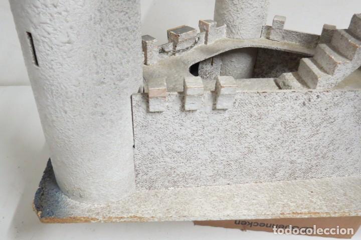 Figuras de Goma y PVC: CASTILLO MEDIEVAL - MARCA STARLUX - MADERA - FABRICADO EN FRANCIA - Foto 26 - 272252448
