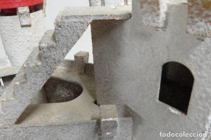 Figuras de Goma y PVC: CASTILLO MEDIEVAL - MARCA STARLUX - MADERA - FABRICADO EN FRANCIA - Foto 28 - 272252448
