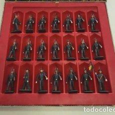 Figuras de Goma y PVC: NUEVO LISTING. CAJA ORIGINAL SIN TAPA. DESFILE COMPLETO! SOLDADOS REAMSA. 1970'S BUEN ESTADO.. Lote 269193698