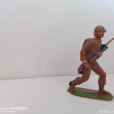 Figuras de Goma y PVC: JECSAN MARINES. Lote 272761993