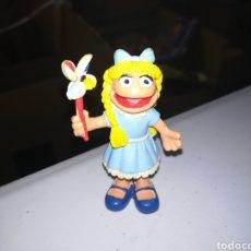 Figuras de Goma y PVC: BARRIO SESAMO FIGURA DE PVC AÑOS 80 MUPPETS TELEÑECOS BARRIO SESAMO. Lote 273010198