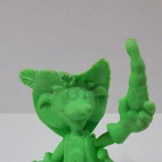 Figuras de Goma y PVC: FIGURA MOSQUETERO - LOS TRES MAS QUESEROS . MATUGOMA . PROMOCIONAL MATUTANO TORCIDITOS . AÑOS 80. Lote 273057143