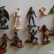 Figuras de Borracha e PVC: AFRICA - SAFARI Y ANIMALES - GAMA. Lote 273084228