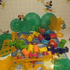 Figuras de Goma y PVC: LOTE DE ABATONS. Lote 273530358