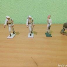 Figuras de Goma y PVC: DESFILE SOLDADOS VARIADOS. Lote 273663868