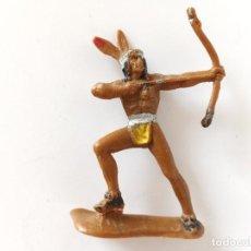 Figuras de Goma y PVC: FIGURA INDIO LAFREDO. Lote 273972283