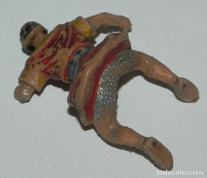 Figuras de Goma y PVC: EL CAPITAN TRUENO. REALIZADO POR ESTEREOPLAST . AÑOS 60 - Foto 2 - 274264583