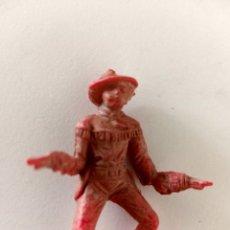Figuras de Goma y PVC: FIGURA VAQUERO JECSAN. Lote 274384143