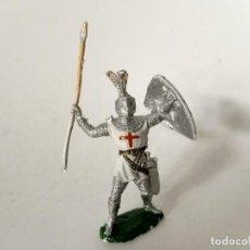 Figuras de Goma y PVC: FIGURA MEDIEVAL PECH HNOS AÑOS 60. Lote 274384563