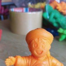 Figuras de Goma y PVC: MUÑECO GOMA DE BORRAR DRAGON BALL DRAGONBALL Z MATUGOMA MATUTANO TOEI YOLANDA. Lote 274607748
