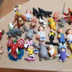 Figuras de Goma y PVC: LOTE DE 26 FIGURAS PVC BULLY Y OTROS. Lote 274682158