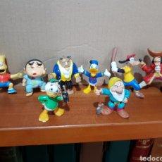 Figuras de Borracha e PVC: LOTE DE 8 FIGURAS PVC BULLY Y OTROS. Lote 275111693