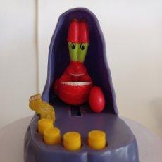 Figuras de Goma y PVC: JUGUETE EN PVC VIACOM / PARA MCDONALD - 2012 / CANGREJO DE BOB - ESPONJA. Lote 275488078