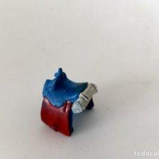 Figuras de Goma y PVC: SILLA MONTAR SOTORRES. Lote 275543048
