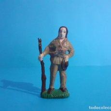 Figuras de Goma y PVC: FIGURA DE PASTA LINEOL. TIPO REAMSA COMANSI PECH LAFREDO. Lote 275613353
