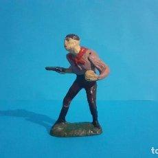 Figuras de Goma y PVC: FIGURA DE PASTA LINEOL. TIPO REAMSA COMANSI PECH LAFREDO. Lote 275613723