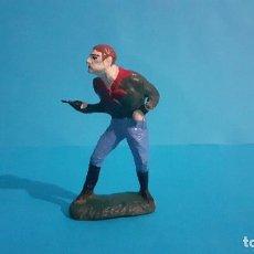 Figuras de Goma y PVC: FIGURA DE PASTA LINEOL. TIPO REAMSA COMANSI PECH LAFREDO. Lote 275614063