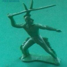 Figuras de Goma y PVC: FIGURAS Y SOLDADITOS DE 5 CTMS -14435. Lote 275640883