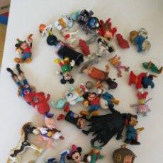 Figuras de Goma y PVC: FIGURAS DE PVC O GOMA COMIC SPAIN PEYO BULLY BULLYLAND DISNEY LOTE DE 32 PIEZAS. Lote 275716678