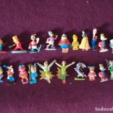 Figuras de Goma y PVC: LOTE DE 20 PEQUEÑAS FIGURAS DE GOMA O PVC, A CLASIFICAR, DISNEY, WARNER, SIMPSON, ETC.. Lote 275847338