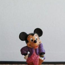 Figuras de Goma y PVC: MUÑECO DE GOMA. MICKEY MOUSE. BULLY. 1987.. Lote 275862613