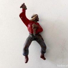 Figuras de Goma y PVC: FIGURA REAMSA BEDUINO GOMA. Lote 275911678